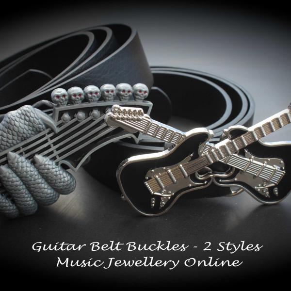 Guitar Belts -