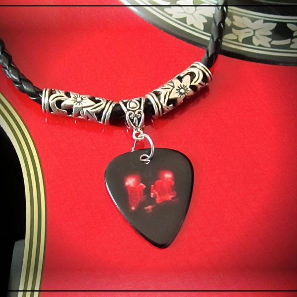 """Rock Band""  Gallery Choker Necklaces"