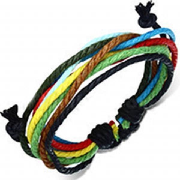 Wrap Rope Multi Colour Rope Bracelets