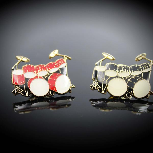 music jewellery pin badges from Chrissie C at Music Jewellery Online