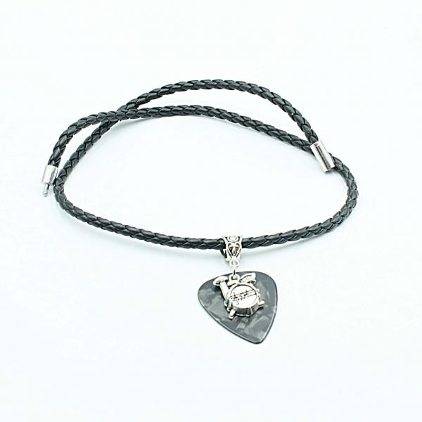 guitar pick jewellery from Chrissie C at Music Jewellery Online