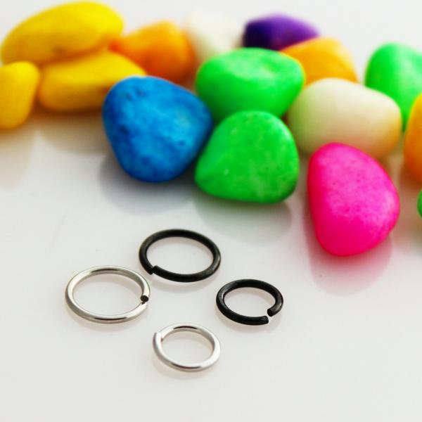 Surgical Steel Fake Nose Rings