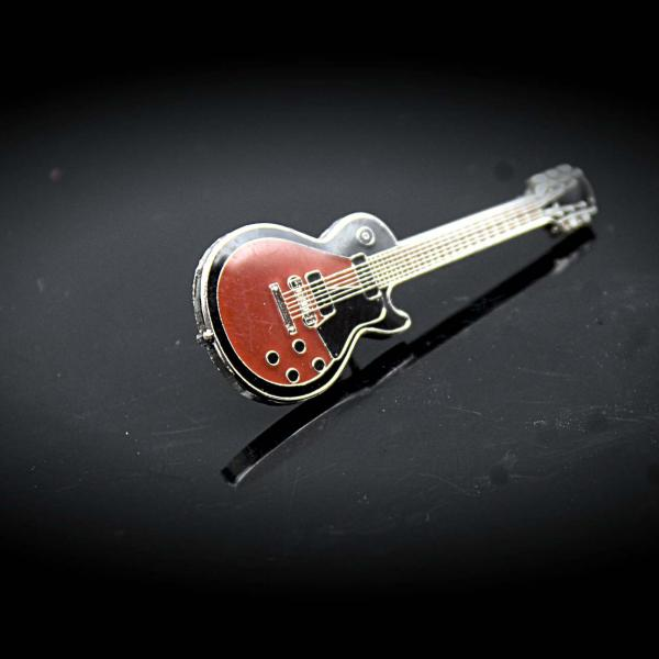Les Paul Special '55  Pin Badge Sunburst Rare