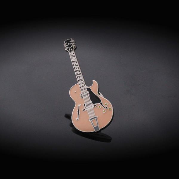 Gibson ES- 175  Style Guitar Pin Brooch