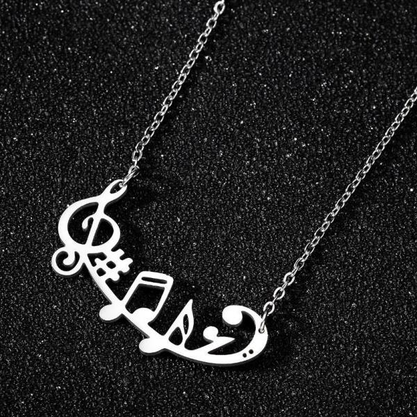 Music jewellery from Chrissie C