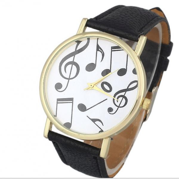 Musical Notes Watch